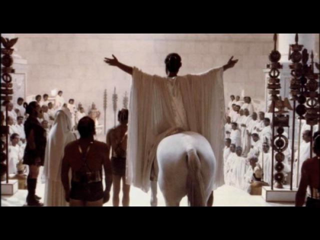 Калигула (1979): Трейлер (дублированный)