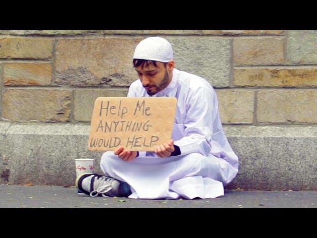 HOMELESS MUSLIM EXPERIMENT