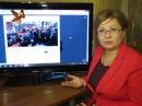 Ирина Бергсет Всемирный пикет против террора ювенальной юстиции