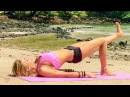 The Ultimate Pilates 21 Day Challenge ♥ Define Your Abs Booty