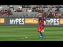 PES 16 Full Manual - (seruy) Sevilia 0:0 Barca Champions League