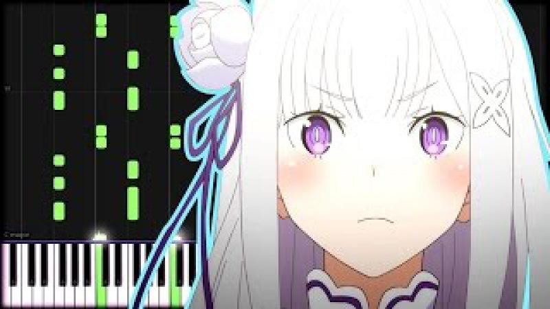 Re:Zero kara Hajimeru Isekai Seikatsu OP - REDO (Synthesia)