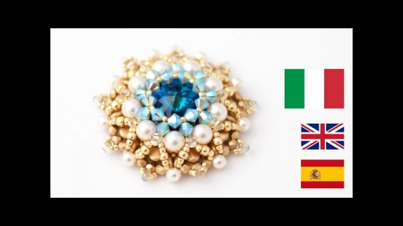[ITALIANO] DIY TUTORIAL CIONDOLO SATURNO