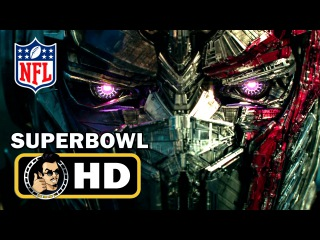 TRANSFORMERS: THE LAST KNIGHT Super Bowl Big Game TV Spot (2017) Sci-Fi Action Movie HD
