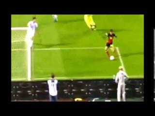 Belgium 2-0 Bosnia and Herzegovina Eden Hazard Amazing goal FIFA World Cup Qualifiers