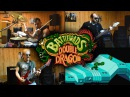 Battletoads Double Dragon NES level 1 cover by Eflavia