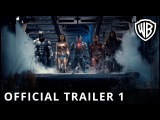 Justice League - Official Trailer 1 - Warner Bros. UK