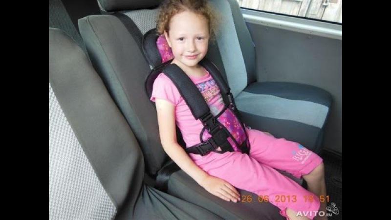 Как не купить опасную подделку вместо автомобильного детского кресла?