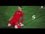 Криштиану Роналду - ТОП-10 голов за Португалию