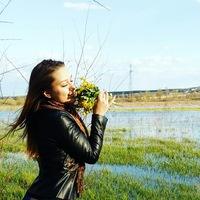 Анкета Кристина Евтеева