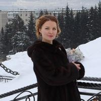 Анкета Олька Алейникова