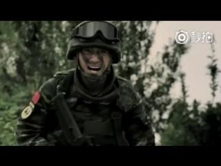 Знакомство с китайской армией за пять минут