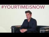 Zac Efron im Video-Interview Gala De