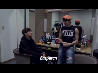 [130117] Обновление Naver Starcast by Dispatch Sunggyu and Dongwoo