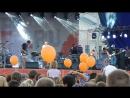 Айфо - Поворот колеса... (любительская съёмка на концерте в Екатеринбурге в честь Дня города 20.08.2016 г.).