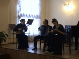 Ксения Новикова, Елена Цыбульская, Наталья Чурина