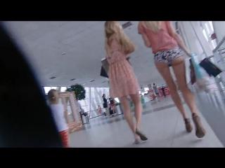 Преследование сочных и мягких булочек (Girls Teen Boobs Tits Секс Порно Попка Сиськи Грудь Голая Эротика Трусики Ass Соски)
