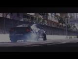 Drift Vine | Ford Mustang RTR team Chelsea DeNofa at Long Beach