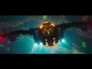 Лего Фильм: Бэтмен - первый тв-ролик
