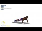 Тренировка грудных мышц Крид