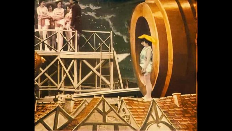 Путешествие на Луну (Le Voyage dans la Lune.1902)