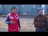 Дагестанский боец Багаутдин Абасов завоевал титул чемпиона WEF - YouTube