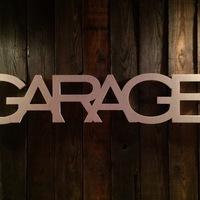 "Логотип Pub ""GARAGE"""