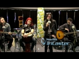 Halestorm - All I Wanna Do is Make Love to You (acoustic, cover, w _interview, 7