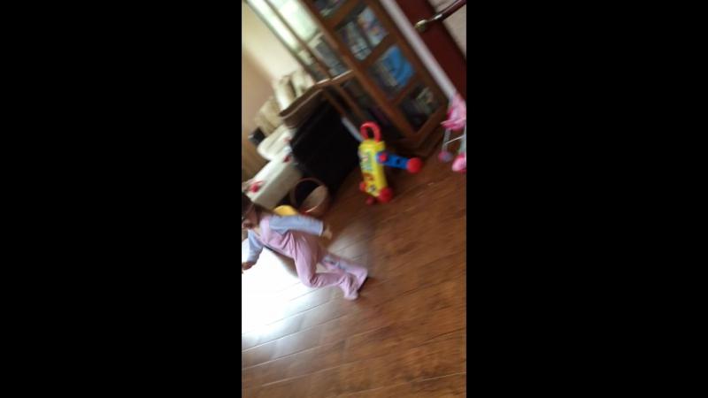 Бой с племянницей
