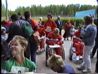 Поездка в Ленинград Resan till Leningrad 1990/91 год.