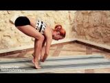 Йога дома - Утренний комплекс для стройности и красоты - Йога для начинающих - Yoga for beginners