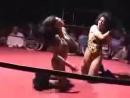 Shelly Martinez vs Frankie lucha vavoom