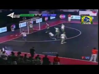 ТОП-10 моментов - Футзал Индии 2016