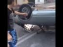 Попавший в аварию под Патимейкер дагестанец первым делом снял селфи