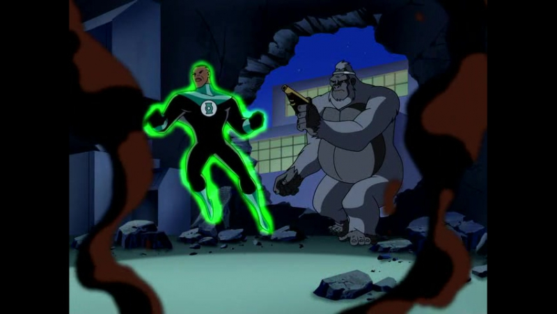 Лига Справедливости Сезон 1 Эпизод 14 Храбрый и дерзкий часть 1 смотреть онлайн без регистрации
