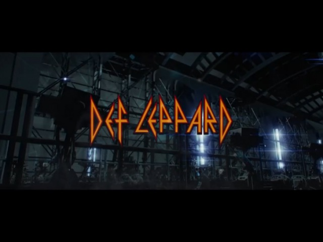 DEF LEPPARD - Man Enough (2016 Official Video)