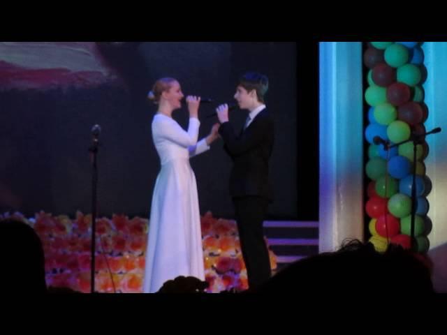 Анастасия Зубачева и Михаил Козлов