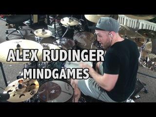 Alex Rudinger - MINDGAMES (Kaz Rodriguez)