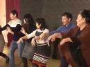 Тувинский национальный танец