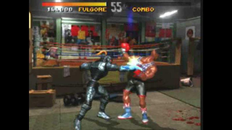 Killer Instinct arcade Fulgore 12