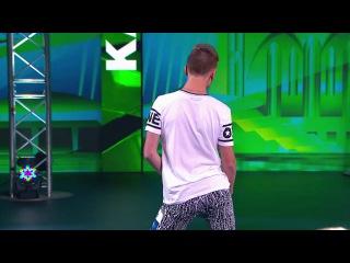 Танцы: Дима Сагаев (Dj Meg - Turn The Volume Up) (сезон 3, серия 4)