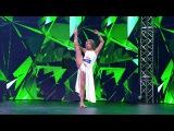 Танцы: Наталья Павлова (Ёлка - Моревнутри) (сезон 3, серия 4)