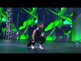 Танцы: Никита Жданов (Amphibious Zoo DJ Crew - Lite It Up) (сезон 3, серия 4)