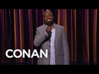Orlando Baxter Stand-Up 10/24/16 - CONAN on TBS