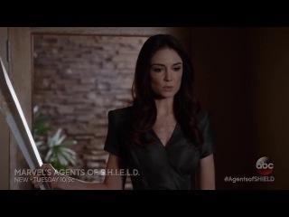 Отрывок 2 сериала «Агенты ЩИТ — Agents of SHIELD». Сезон 4 Серия 11.