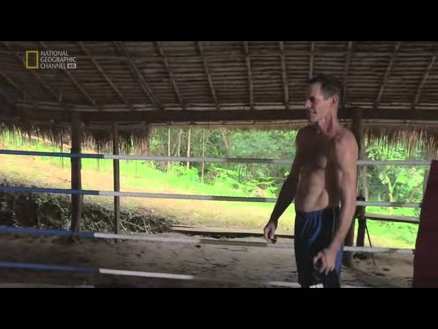 National Geographic Fight Club Asia