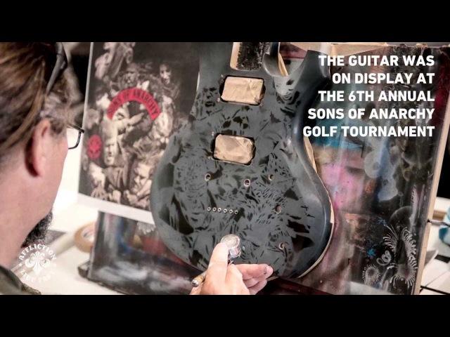 Affliction.Sport - изготовление гитары