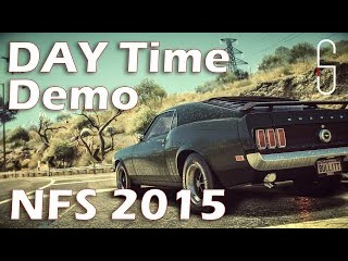 Day Time Demo NFS 2015 - and why it'll never come to retail