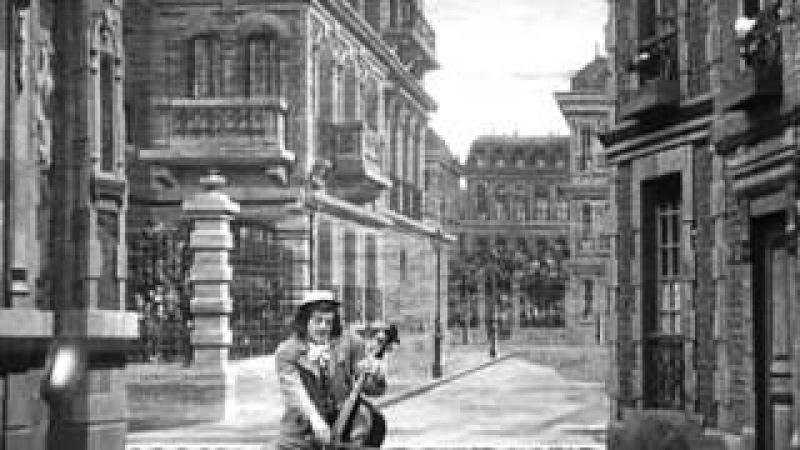 Первый приз в виолончели / Premier Prix de violoncelle 1907