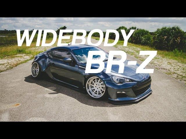 Goodwin Stanced Widebody Subaru BR-Z